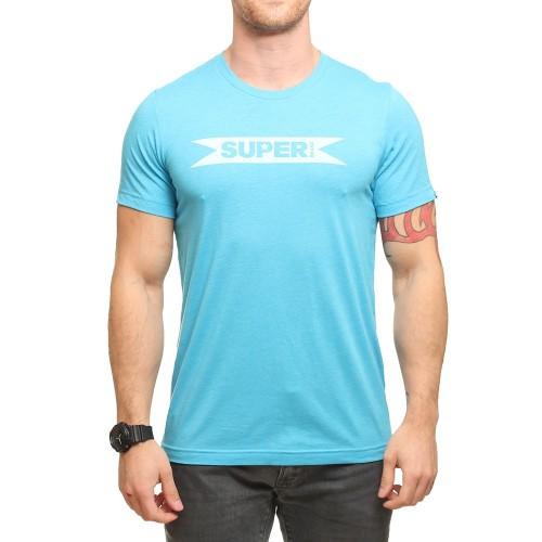 Camiseta Superbrand Super Tee Aqua