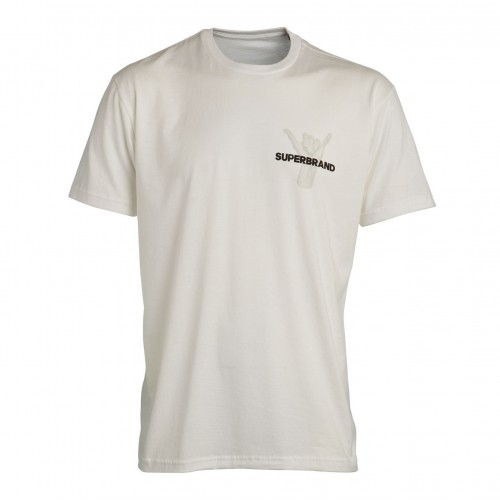 Camiseta Superbrand Vibes Tee White