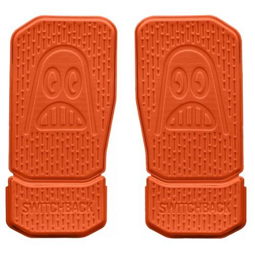 Fijaciones de snowboard Switchback ST Padding Agent Orange