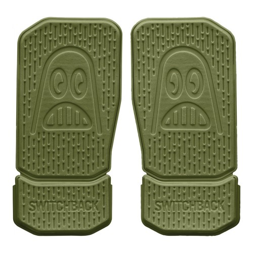 Fijaciones de snowboard Switchback ST Padding Combat Green