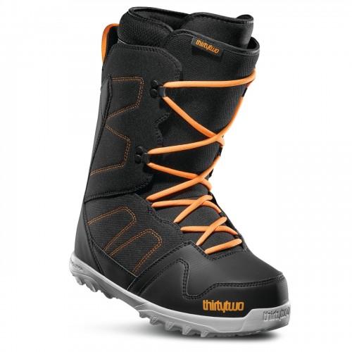 Botas de snowboard Thirtytwo Exit Black/Orange 2020