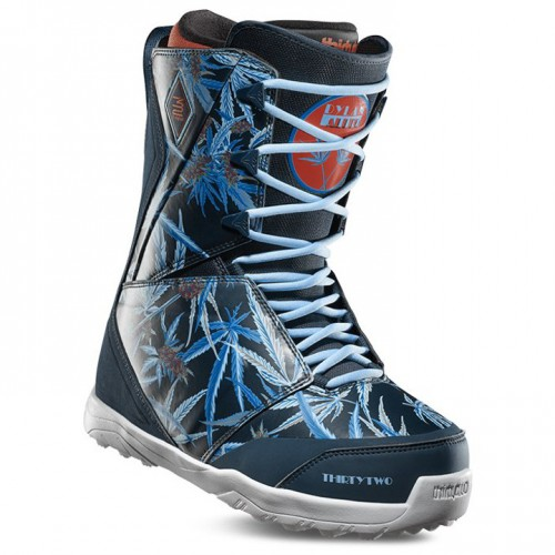Botas de snowboard Thirtytwo Lashed Alito Navy/Blue/White 2019