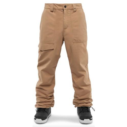 Pantalones de snowboard Thirtytwo Sweeper Pants Brown