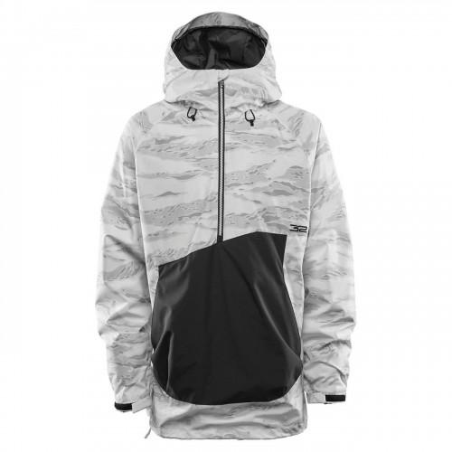 Chaqueta de snowboard Thirtytwo TM Anorak White/Camo