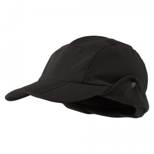 Gorra Trekmates Higgor Cap Black