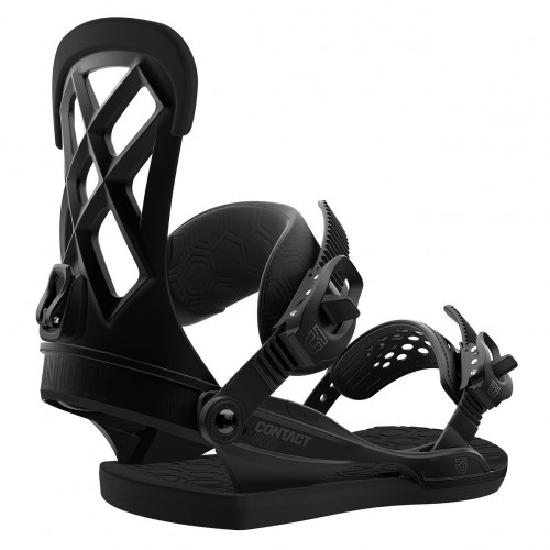 Fijaciones de snowboard Union Binding Contact Pro Black 2019
