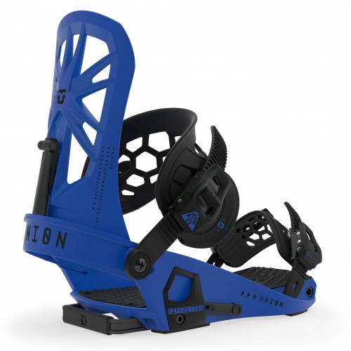 Fijaciones de snowboard Union Binding Expedition Blue 2020