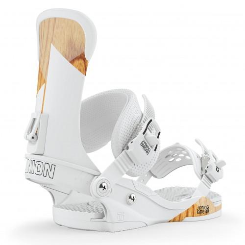 Fijaciones de snowboard Union Binding Force Asadachi 2020
