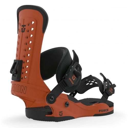 Fijaciones de snowboard Union Binding Force Burnt Orange 2020