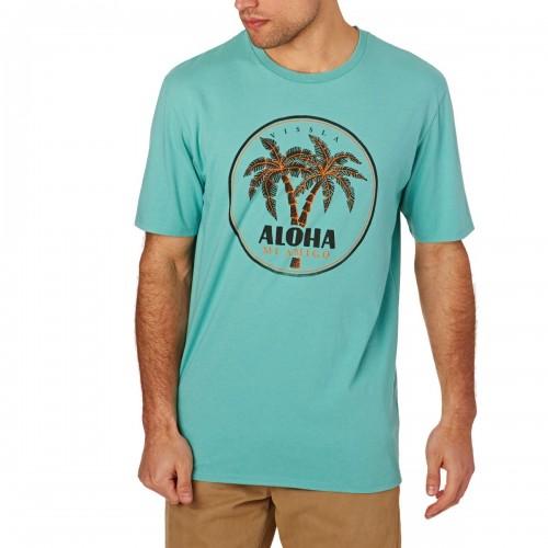 Camiseta Vissla Bocca Tee Jade