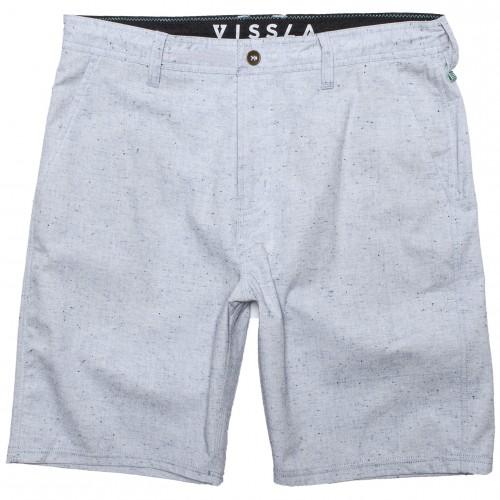 "Pantalón híbrido Vissla Palms Hybrid 19"" Walkshort Blue Wash"