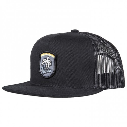 Gorra Vissla Parking Lot Black