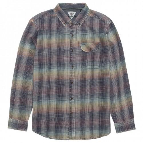 Camisa Vissla Sabroso Flannel Multi