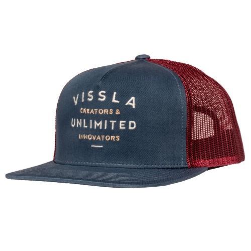 Gorra Vissla Unlimited Slate