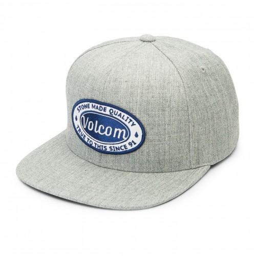 Gorra Volcom Cresticle Grey Vintage