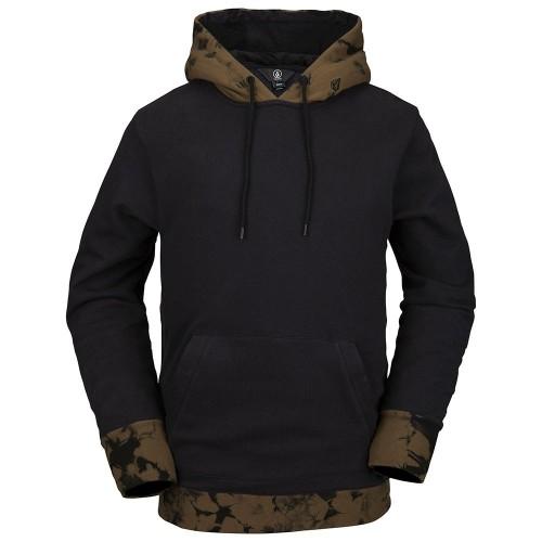 Volcom DI Pullover Fleece Tie Dye