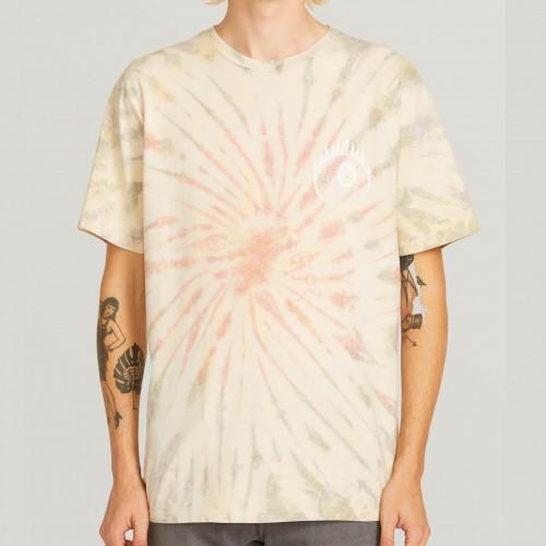 Camiseta Volcom Eightball Peace Tee Multi