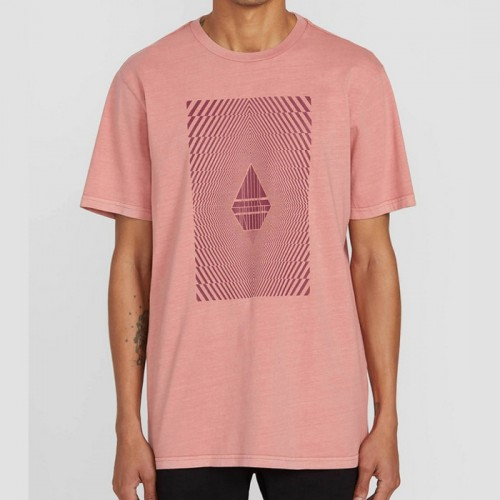 Camiseta Volcom Floation Tee Sand Stone