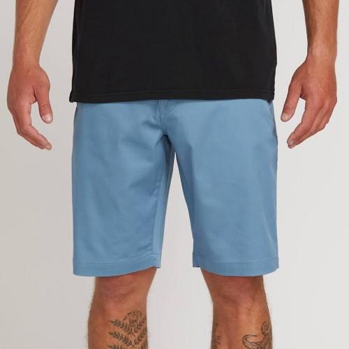 Bermudas Volcom Frckn Mdn Strch Short Blue