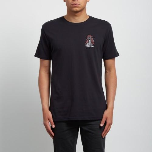 Camiseta Volcom Fridazed BSC Black