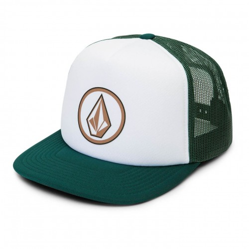 Gorra Volcom Full Frontal Cheese Thyme Green