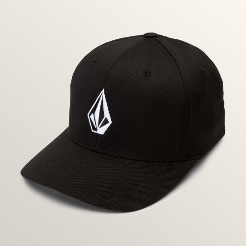 Gorra Volcom Full Stone Xfit Black