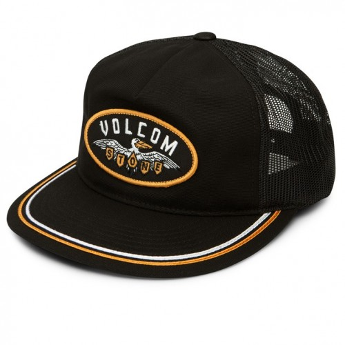 Gorra Volcom Hellican Cheese Black