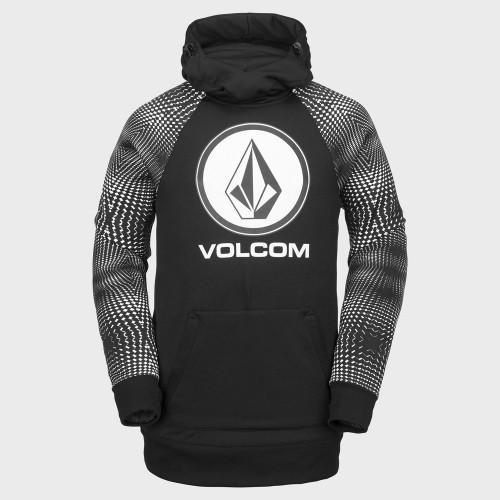 Sudadera Volcom Hydro Riding Black/White