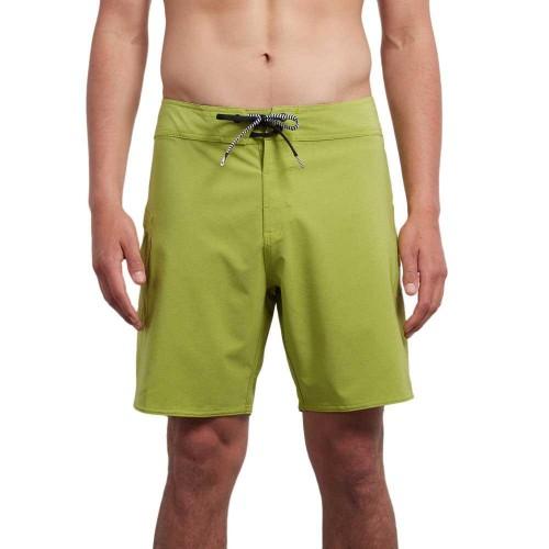 "Bañador Volcom Lido Solid Mod 18"" Thyme Green"