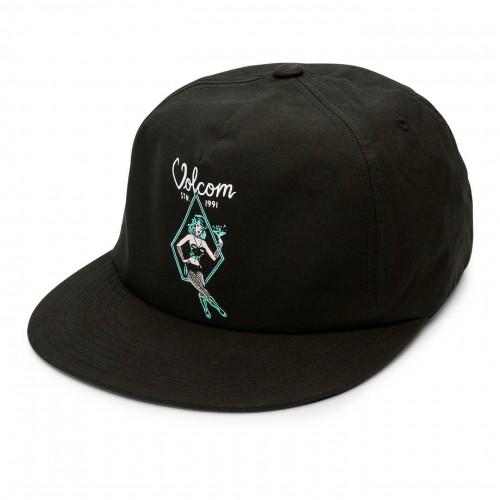 Gorra Volcom Swingers Saloon Cap Black