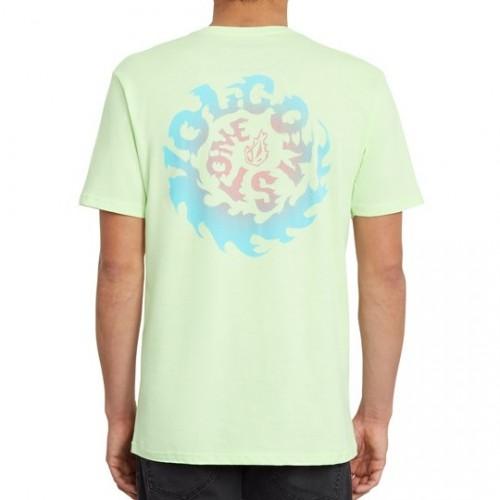 Camiseta Volcom Throttle Tee Key Lime