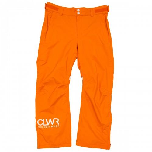Pantalones de snowboard Wear Colour Base Pants Rusty Orange