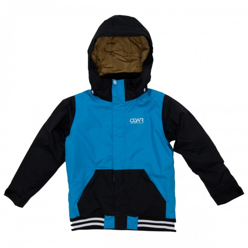 Chaqueta de snowboard Wear Colour Bat Jacket Sky Blue