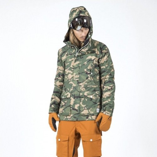 Wear Colour Colour Anorak Forest