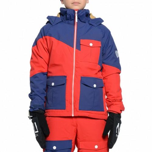Chaqueta de snowboard Wear Colour Drop Navy