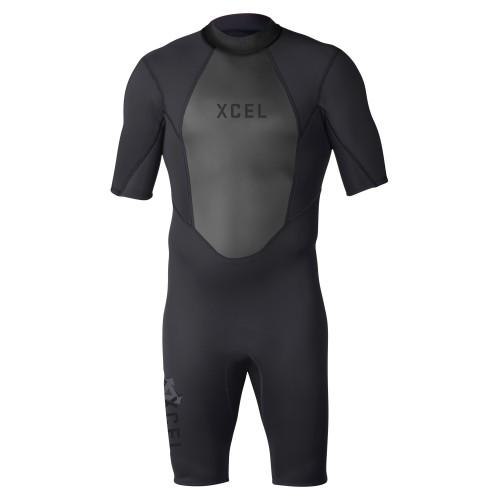 Neopreno de surf Xcel Axis Springsuit 2mm Black