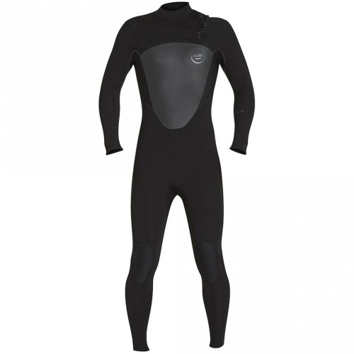 Neopreno de surf Xcel Axis X 4/3 Front Zip Black