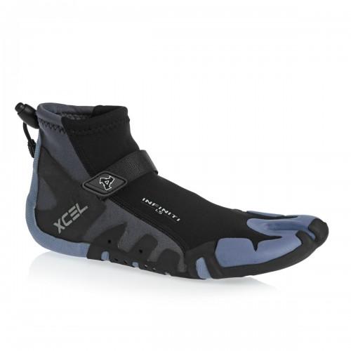 Xcel Infiniti Reef Boot 1mm Black
