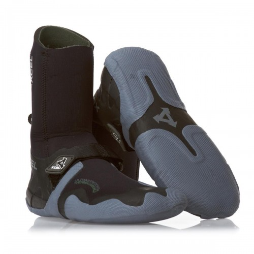 Xcel Infiniti Round Toe Boot 5mm Black