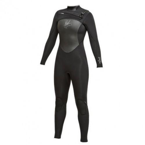 Neopreno de surf Xcel Womens Infiniti X-Zip2 6/5/4/3 Black