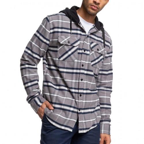 Camisa DC Runnels Pewter