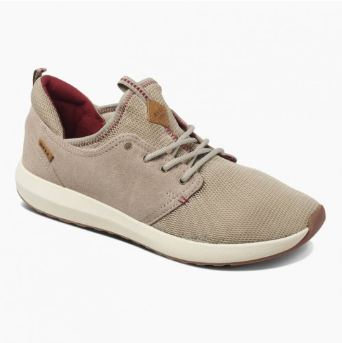Zapatillas Reef Cruiser Khaki/Cream/Red