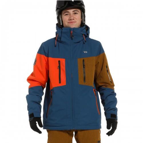 Chaqueta de snowboard Rehall Buzz-R Petrol