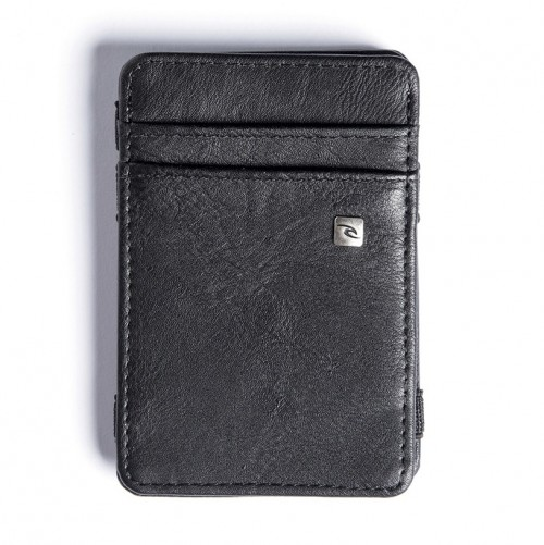 Cartera Rip Curl Pu Magic Wallet Black