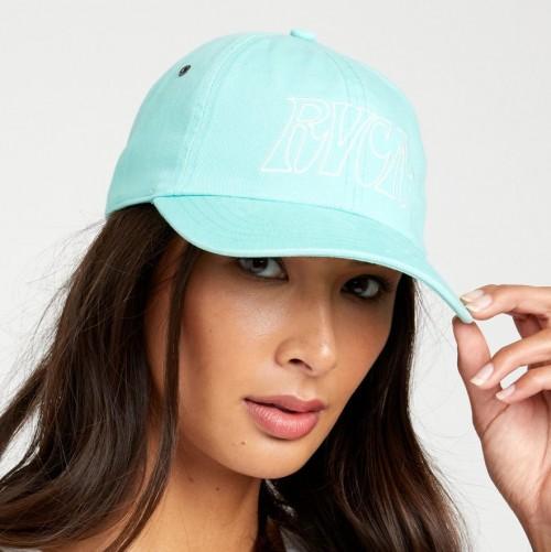 Gorra RVCA Staple Dad Hat Mint