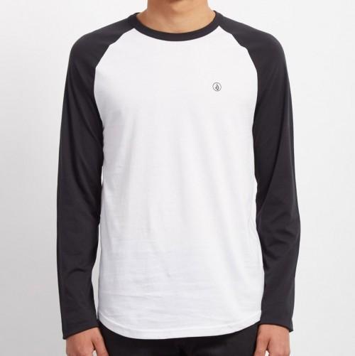 Camiseta Volcom Pen Black