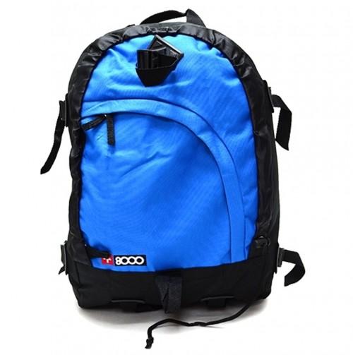 Mochila de travesía +8000 Unica 27L Azul Real