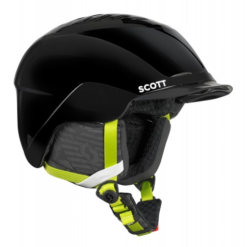Casco de snowboard Scott Roam Black Lime
