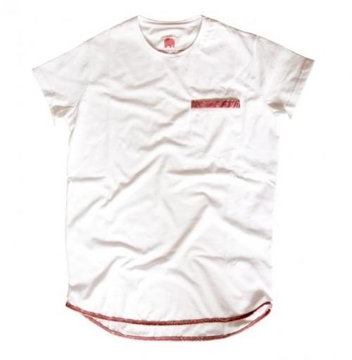 Camiseta Trendsplant Kokomo White/Bandana