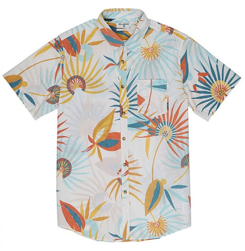 Camisa Billabong Sunday Floral Sand